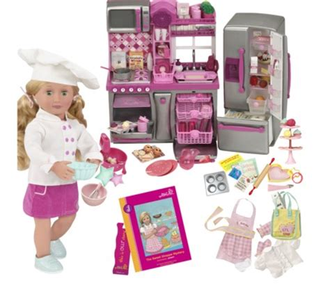 Our Generation Dolls and Accessories Bundles from $40 today!