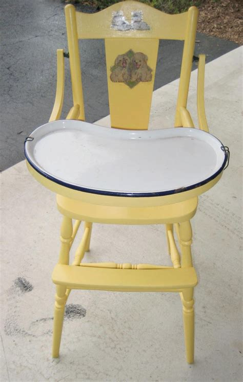 vintage high chair  handpicked ideas  discover