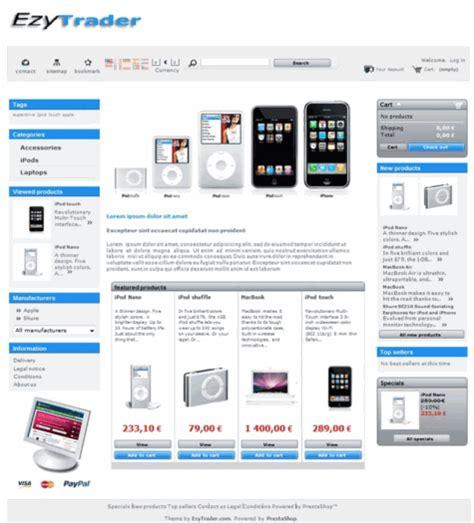 template e commerce 35 kostenlose qualitativ hochwertige e commerce templates