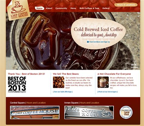 1369 coffee house 150 coffee shop and caf 233 websites for design inspiration