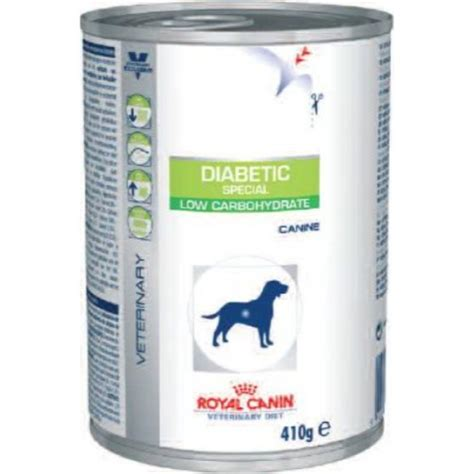 royal canin veterinary diabetic special  carb wet dog