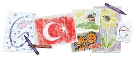 doodle 4 turkey children s day 2014 turkey