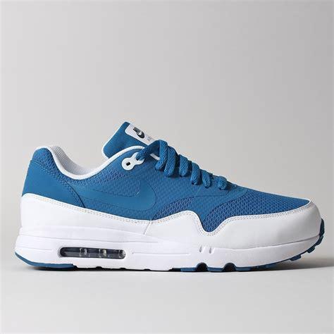 Airmax One 2 nike air max 1 ultra 2 0 essential shoes industrial blue industrial blue industry