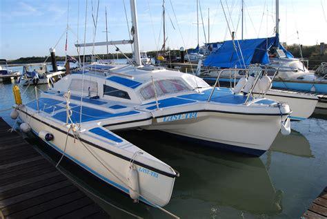 trimaran telstar 26 1980 telstar 26 mk iii trimaran sail new and used boats for