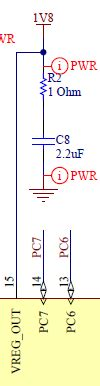 decoupling capacitor in series power supply decoupling capacitor with resistor in series electrical engineering stack exchange