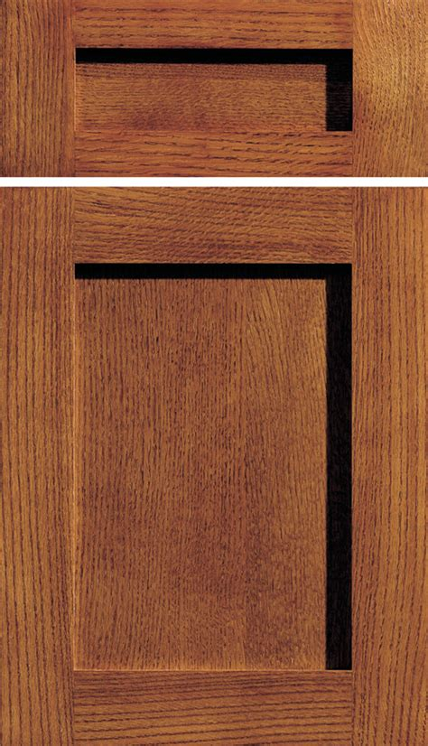 mission style cabinet doors the dope on oak artful kitchens
