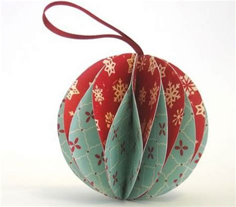 how to recycle recycled christmas card ball ornaments