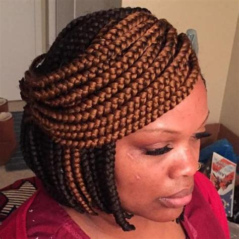 how to doa braided bob 20 ideas for bob braids in ultra chic hairstyles