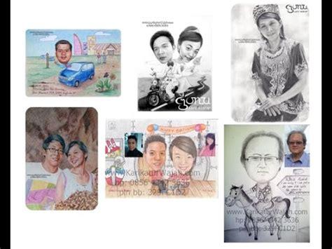 Pemutih Wajah Di Malang jasa karikatur wajah di malang