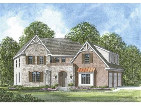 english cottage home plans english cottage house plans hwepl68305 house plans