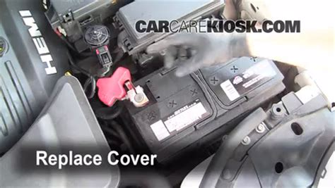 Jeep Battery Replacement Battery Replacement 2005 2010 Jeep Grand 2005