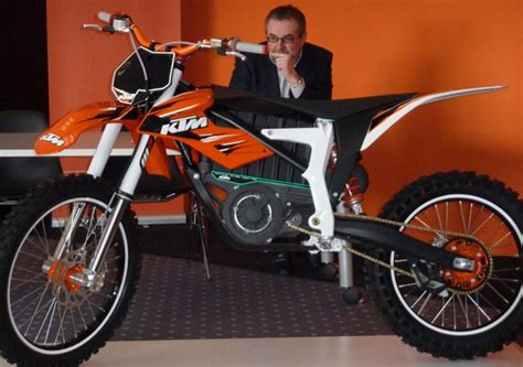 electric ktm motocross bike ktm freeride electrics break cover new pictures
