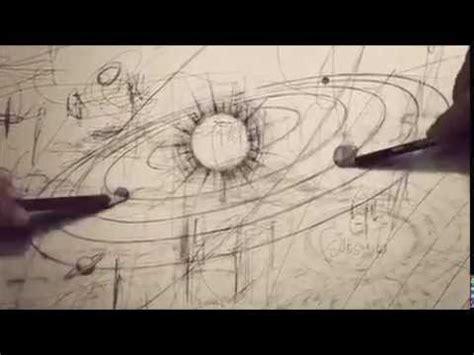 imagenes del universo faciles de dibujar como dibujar el sistema solar youtube