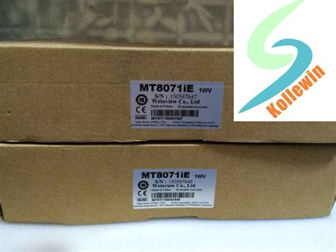 Hmi Weintek Weinview Mt8071ie Mt8071ie Mt 8071ie Mt 8071 Ie Mt80 71ie compare prices on weintek mt8070ie shopping buy
