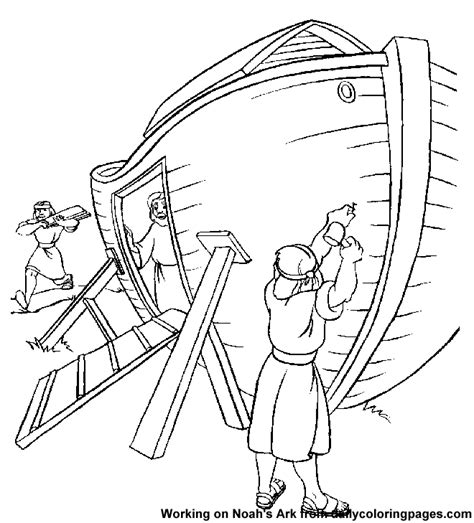 bible coloring pages noah s ark noahs ark bible coloring sheets several to choose from