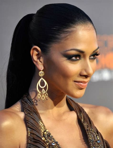 Black Hairstyles Ponytail by The Makeupc And Hairstyles Ponytail Hairstyles For Black
