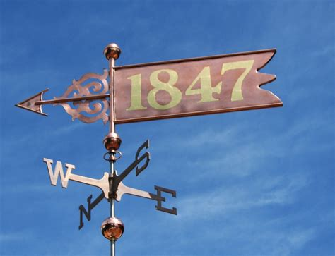 american banner weathervane four main styles of weathervanes west coast weathervanes