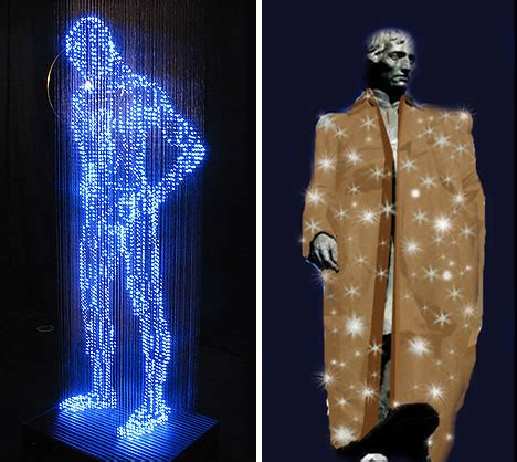 eco friendly 16 innovative awesome led sculptures