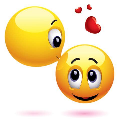emoji kiss kissing forehead smileys smiley and emoticon
