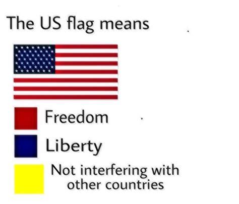 Flag Meme - national flag memes mercilessly mock every country on earth