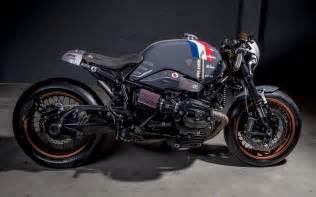 R Bmw Bmw R Ninet Custom By Vtr Customs Bikebrewers