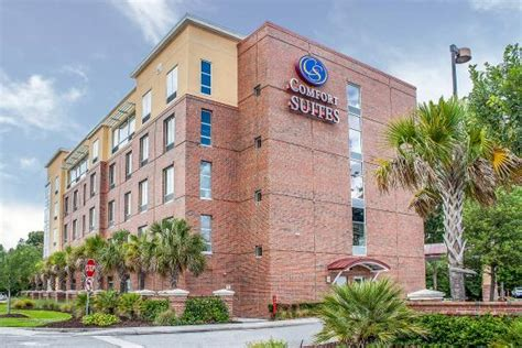 Comfort Suites West Of The Ashley Charleston Sc Hotel