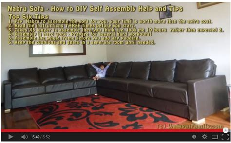 self assembly sofa self assembly sofa bed review okaycreations net