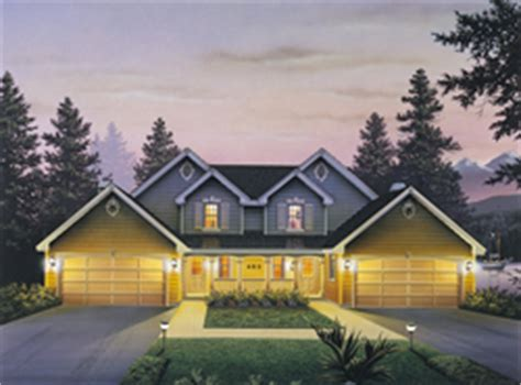 multi family home plans | house plans and more