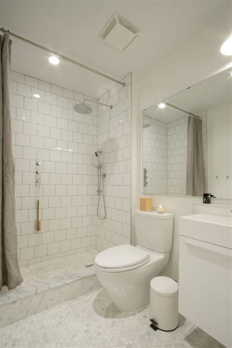 all white bathrooms reader rehab a budget bath remodel with little luxuries