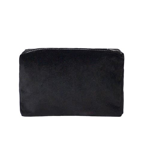 Zip Pouch zip pouch black small one nine eight five