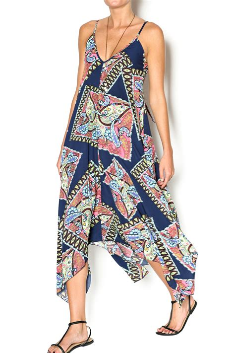 Dress Bali Twist Bali Midi Dress From Santa Shoptiques