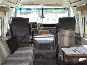 Motor Home Interior Used Rvs 1982 Airstream Motorhome For Sale For Sale By Owner