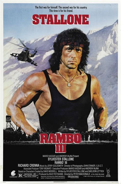 film rambo ii rambo iii 1988 a review