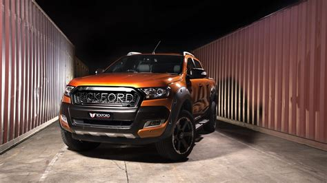 ford ranger upgrades tickford s australian ford ranger upgrade package and