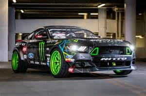 new drift cars gittin shows new competition 2016 mustang rtr drift car