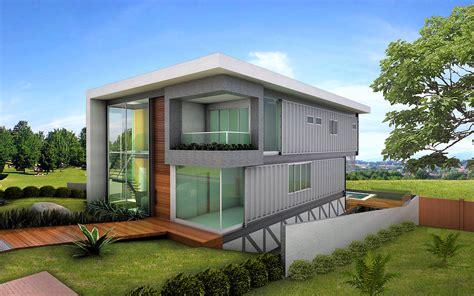 container casa nd studio arquitetura e design casa container