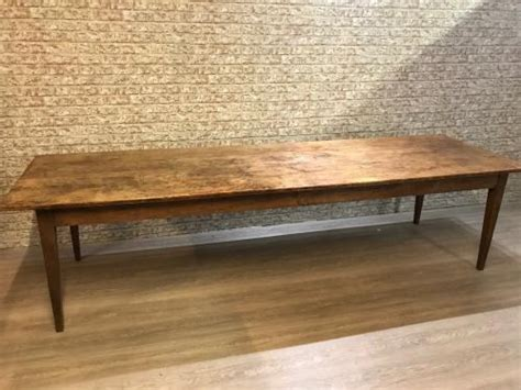 large rustic dining table antique dining tables farmhouse dining tables