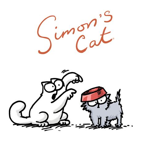 Simon S Cat Guide To Simon S Cat Guide To simons cat birthday simon s cat to appear at licensing