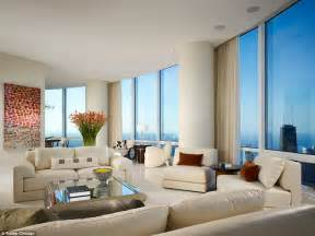trump penhouse penthouse at trump tower hotel condo skyscraper sells for