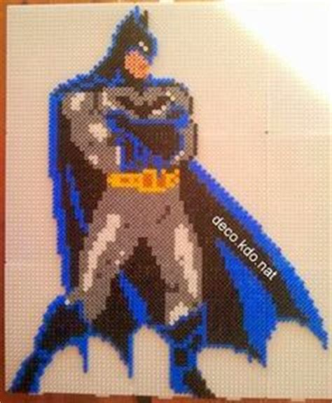 hama batman 1000 images about heroes on perler