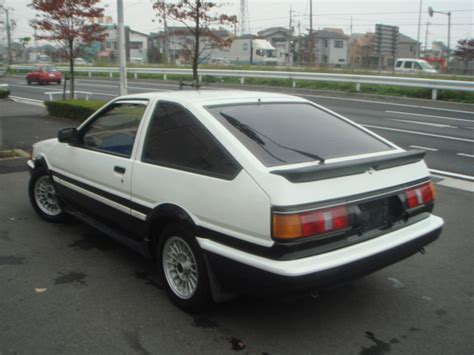 Toyota Ae86 For Sale In Usa For Sale 1986 Toyota Corolla Gt S Ae86 Mint Condition
