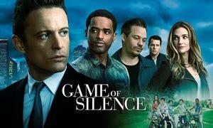 game of silence (u.s. tv series) wikipedia