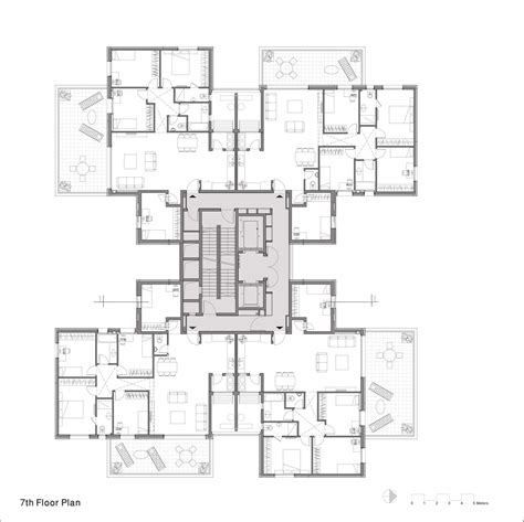 Z Design Building Ami Shinar Amir Mann Archdaily Building Plan Design
