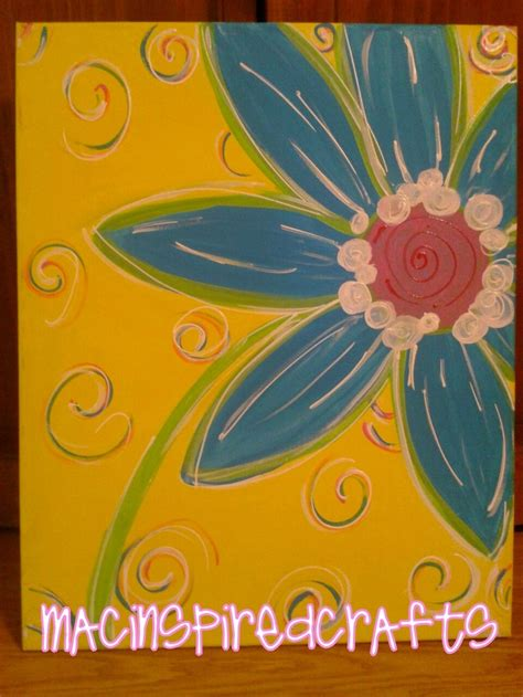 spring painting ideas 17 best images about canvas painting ideas on pinterest paint party canvas paintings and pink dot