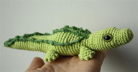 amigurumi alligator pattern amigurumi creations by happyamigurumi amigurumi crocodile