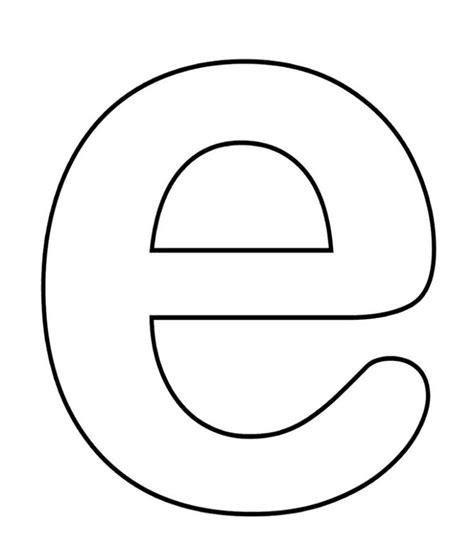 coloring pages of small letters e for small alphabet coloring pages kids coloring pages