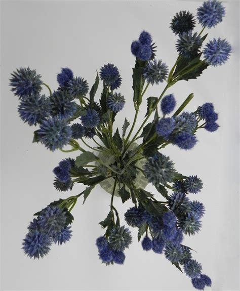 fiori riccione set 5 eryngium artificiali fior di loto riccione