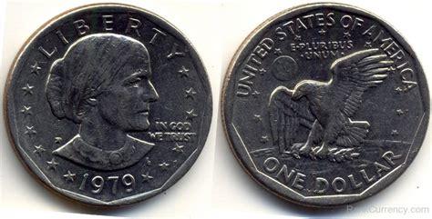 1 Dollar Silver Coin 1979 - 1 dollar coin us