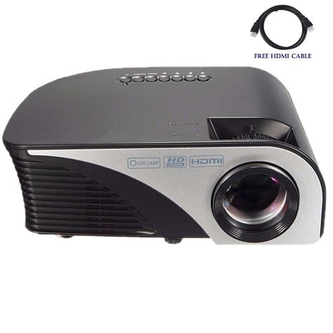 Lcd Proyektor Mini Benq projector dihome lcd led 1200 lumens mini projector multimedia home theater projector usb