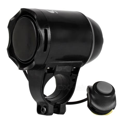 Sunding Waterproof Bicycle Alarm Horn sunding sd 603 abs bicycle horn and electron loud alarm black free shipping dealextreme